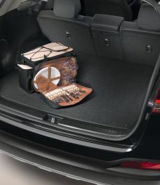 Автокилим ворсовий в багажник (5 сидінь, двухст.) Sorento