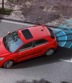 Паркувальні датчики передні к-кт (4 шт.)
