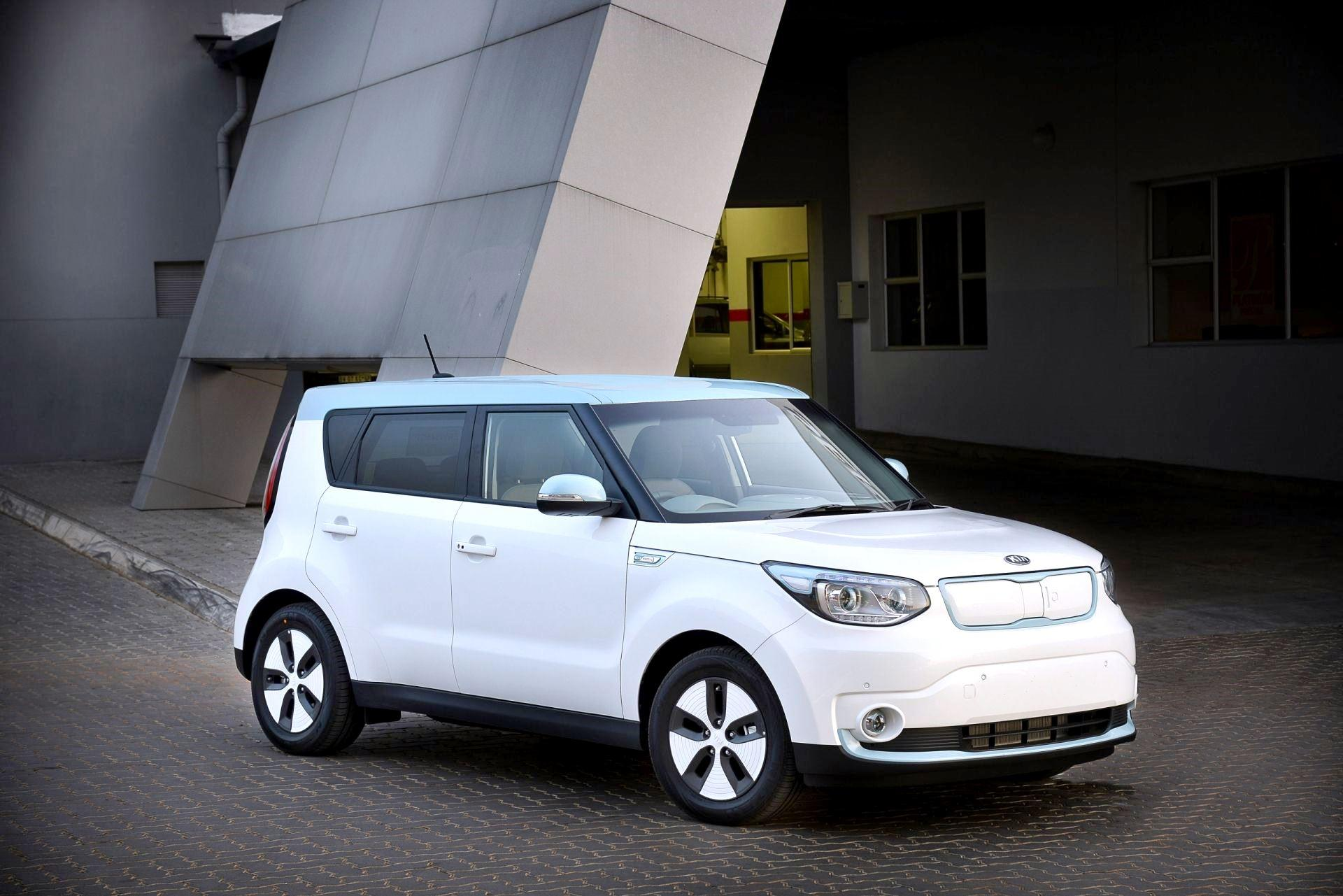 Купити електричний Kia Soul EV за спеціальною ціною!